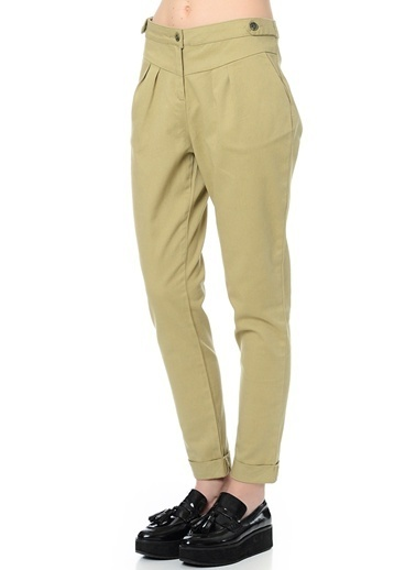 Loox Pantolon Taş